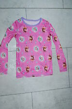 Girls Disney Cuddl Duds Thermal Base Layer, Tops or Bottoms Brand New  (E2)