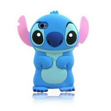 cover silicone antiurto LILO E STITCH DISNEY antishock silicon per apple iphone