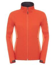 The North Face Damen Ceresio Softshell Jacke Fiery Red Funktionsjacke Rot