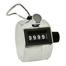BISLEY TALLY COUNTER FOR GAME HUNTING SHOOTING FISHING CHROME PLATED NEW