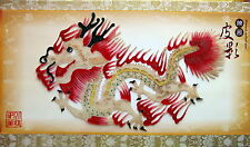 Ombre Chinoise-Pi Ying-Chinese Shadow puppetry-Sombras-Schattenspiel-dragon