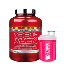 Scitec Nutrition Whey Protein Professional 2820g plus Ladyline Shaker (2350)