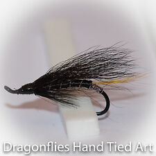 Stoats Tail Salmon Fly Fishing  Flies single hook by Dragonflies