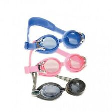 Banz Childrens Junior UV Swim Swimming Goggles 3+ Years Blue Pink Black