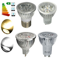 Dimmable Non-dimmable GU10 MR16 E27 6W LED Bulbs Spot Light Lamp Day Warm White