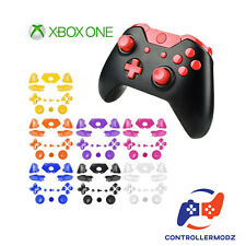 Replacement Full Buttons ABXY Trigger Custom Mod Kit Set XBOX One Controller