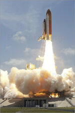 Poster / Leinwandbild Space shuttle Atlantis hebt ab - Stocktrek Images