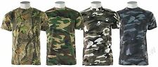 GAME Camouflage T Shirt Armée / Militaire / Chasse / Pêche