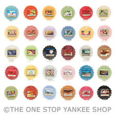 Yankee Candle Scented Tart Wax Melt Variety ADD 10 TO BASKET FOR OFFER