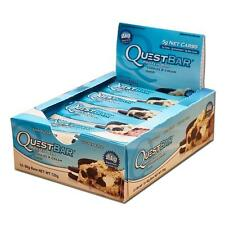 (27,64 Eur/kg) Quest Bar Eiweiss Protein Riegel 12 x 60g Low Carb MHD ANGEBOT