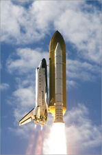 Poster / Leinwandbild Space Shuttle Atlantis - Stocktrek Images
