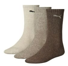 Puma Sport 3 algunos Calcetines Chocolate / NUEZ / Safari