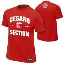 "Official WWE - Cesaro ""Cesaro Section"" Authentic T-Shirt"