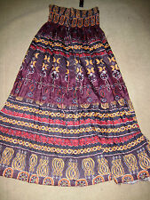MEGA  CRASH MAXI ROCK BOHO/ HIPPIE GLITZER GR:38 40 42 44