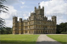 Poster / Leinwandbild Highclere Castle, home of the Earl of C... - J. Emmerson