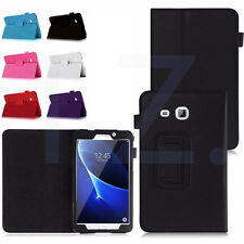 """PU Leather Case Folio Cover For Samsung Galaxy Tab A 7""""inch SM-T280/T285"""