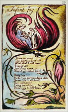 Poster / Leinwandbild Kinderfreuden - William Blake