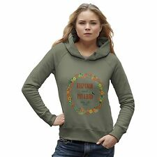 Twisted Envy Women's Keep Calm And Put A Bird On It Hoodie
