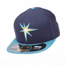 New Era Diamond Era Tampa Bay Rays Baseball 59FIFTY Fitted Cap