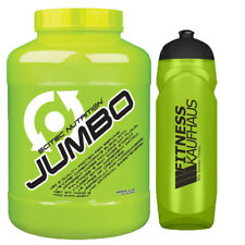 Scitec Nutrition Jumbo 4400g Weight Gainer + Trinkflasche