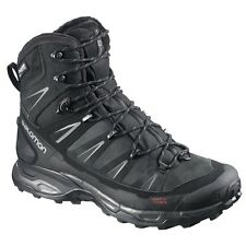Salomon X Ultra Winter CS WP men schwarz Lederschuh Herren Winterschuh Outdoor