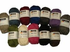 SMC Schachenmayr Wash Filz It Chunky Felting 100% Wool 50g ball UK p&p offer