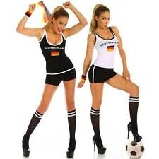 Canottiera Sexy WM 2014 Germania Donna Maglia Da Calcio Germania Sport Fan S-XL