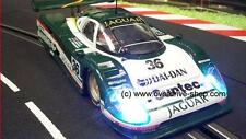 Slot.it Jaguar XJR 'Suntec' mit Licht - Carrera Digital 132 / Analog