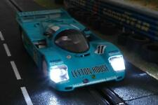 Slot.it Porsche 962C/85 Leyton House mit Licht - Carrera Digital 132 / Analog
