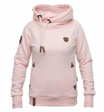 Naketano Darth VIII Damen Hoodie Candy Muschi Melange