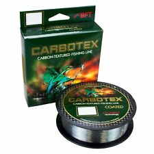 (0,06€/m) Carbotex Coated monofile Schnur Abriebsfest hohe Tragkraft 150m grey 0