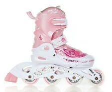 Kinder Inlineskates Inliner SCREW SATINE verstellbar 26-29, 30-33, 34-37, 38-41