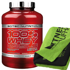 Scitec Nutrition 100% Whey Protein Professional LS 2350g Eiweiss + Handtuch