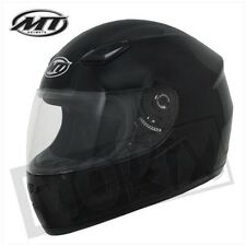 MT Imola Casco Per Moto Casco Integrale in Nero opaco Moto Scooter Quad casco