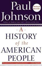 A HISTORY OF THE AMERICAN PEOPLE - NEW PAPERBACK BOOK