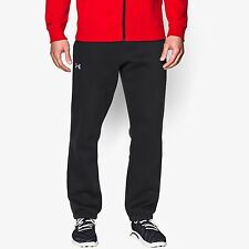 Under Armour Storm Rival Cuffed Fleece Pant – Black/White