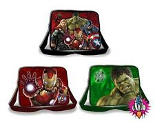 OFFICIAL MARVEL AVENGERS AGE OF ULTRON LENTICULAR MESSENGER SPORTS SCHOOL BAG