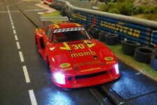 Sideways Porsche 935 Moby Dick Momo mit Licht - Carrera Digital 132 / Analog