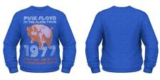 Pink Floyd - In The Flesh, Nyc 77 Tour (NEW MENS CREW NECK SWEATSHIRT)