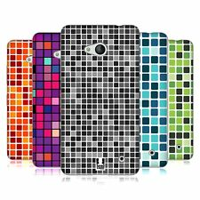 HEAD CASE DESIGNS MATTONELLE MOSAICO COVER MORBIDA IN GEL PER MICROSOFT TELEFONI