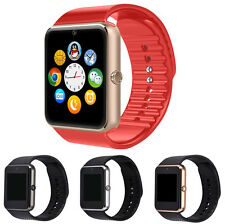 GT08 Montre Bluetooth Intelligent Watch GSM SIM Tactile Pr IOS Android Android N