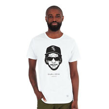 Akomplice x David Flores x Ricky Powell - Eazy Does It T-Shirt White