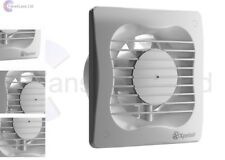 "Xpelair VX100 Bathroom Toilet Extractor Fan Standard On Off 4"" 100mm"