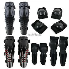 WST Bicycle Motor Bike Racing Tactical Skate Protective Knee &Elbow Pads Guard