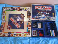 FOOTBALL monopoly board game world cup FRANCE 98 edition top set TOY family rare