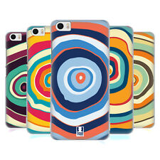 HEAD CASE DESIGNS ANELLI DI ALBERO COLORATI COVER RETRO RIGIDA PER XIAOMI Mi 5