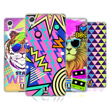 HEAD CASE DESIGNS BACK TO THE 80S CASE IN GEL PER SONY XPERIA X PERFORMANCE