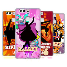 HEAD CASE DESIGNS JUST DANCE SOFT GEL CASE FOR HUAWEI P9 PLUS