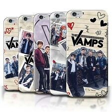 Official The Vamps Case/Cover for Apple iPhone 6S+/Plus /The Vamps Doodle Book