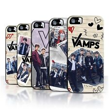 Official The Vamps Case/Cover for Apple iPhone SE /The Vamps Doodle Book
